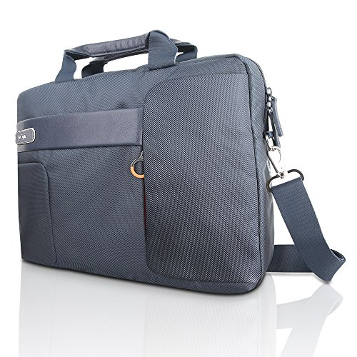 Lenovo 15.6' Topload Laptop Carry Case by NAVA - Blue (GX40M52030)