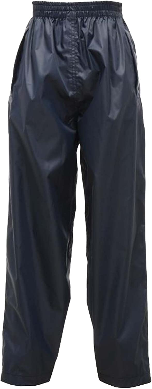 Kids Regatta Stormbreak Waterproof Over Trousers Taped Seams