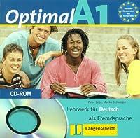 Optimal A1. CD-ROM für Windows 98/ME/2000 mit SP/XP mit SP1. Lehrwerk für Deutsch als Fremdsprache (Lernmaterialien)