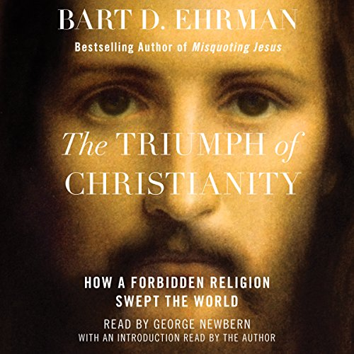 The Triumph of Christianity audiobook cover art