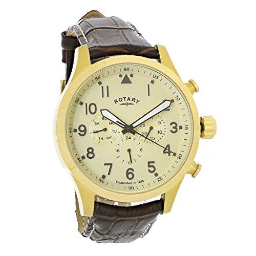 Rotary Cronografo Quarzo Orologio da Polso GS00419/31