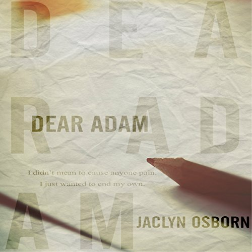 Dear Adam audiobook cover art