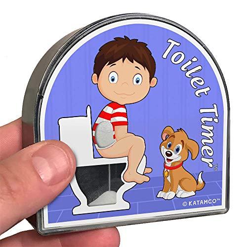 Katamco Toilet Timer (Kid Boy)