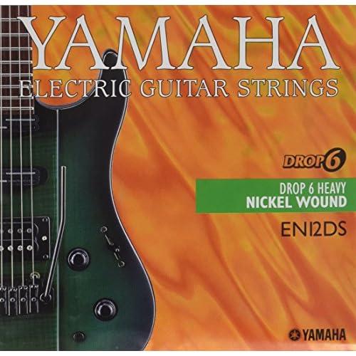 Yamaha EN12DS Corde in Acciaio per Chitarra Elettrica, Hard