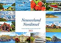 Neuseeland Nordinsel - faszinierende Orte am anderen Ende der Welt (Wandkalender 2022 DIN A3 quer): Die schoensten Staedte und die einzigartige Landschaft der Nordinsel Neuseelands. (Monatskalender, 14 Seiten )