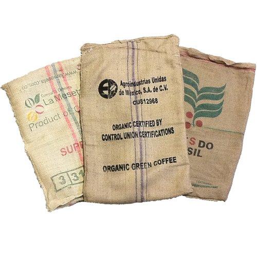 Used Burlap Coffee Bags (10 Pack)