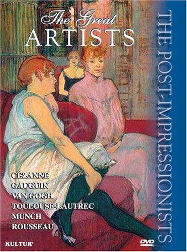 Price comparison product image The Post-Impressionists [Boxed Set]: Cezanne,  Gauguin,  Van Gogh,  Toulouse-Lautrec,  Munch,  Rousseau