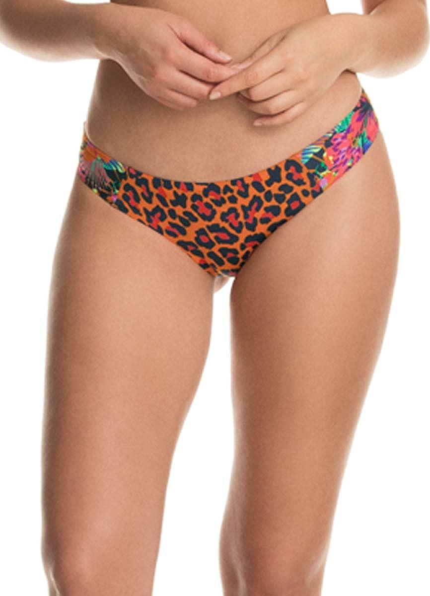 Maaji Women's Standard Tropical Popsicle Docks Bikini Classic Signature Cut