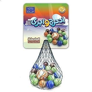 مجموعة بلي بينجو - العاب حارتنا - العاصفة - 49 قطعه احجام مختلفه ألوان متنوعه