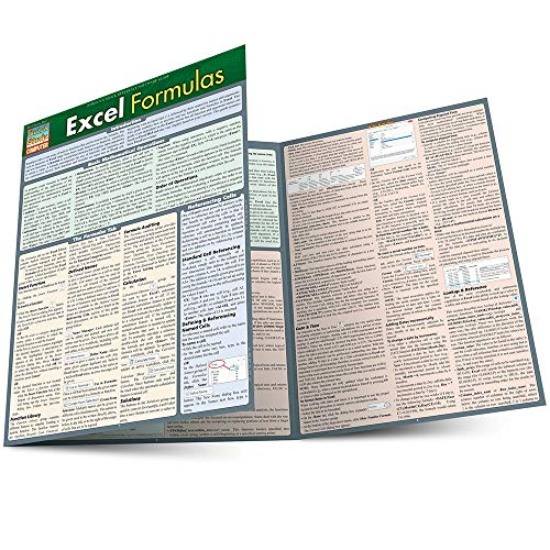 Best excel cheat sheet