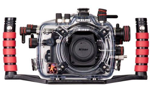 Ikelite 6801.70 Carcasa submarina para cámara - Carcasa acuática para cámaras (60 m, Policarbonato, Nikon D7000, 2,4 kg, 250 x 160 x 180 mm)