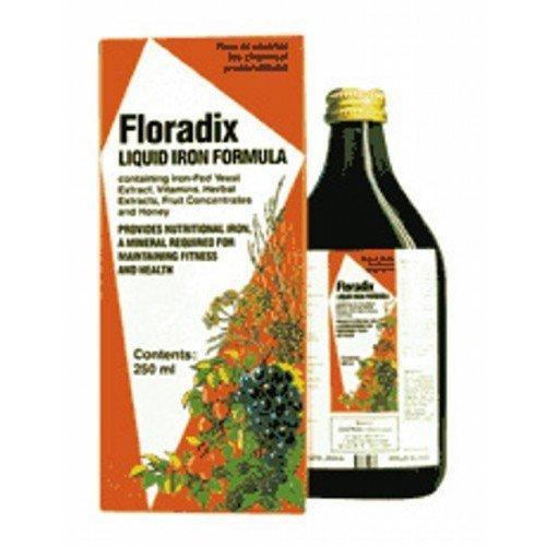 Floradix Liquid Iron Formula 250ml by Floradix