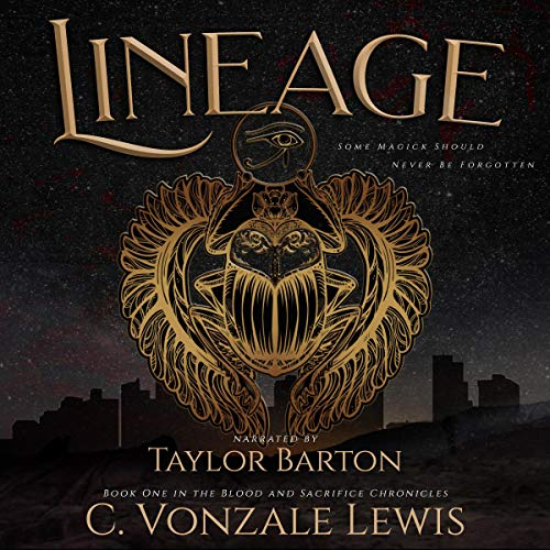 Lineage Audiobook By C. Vonzale Lewis cover art