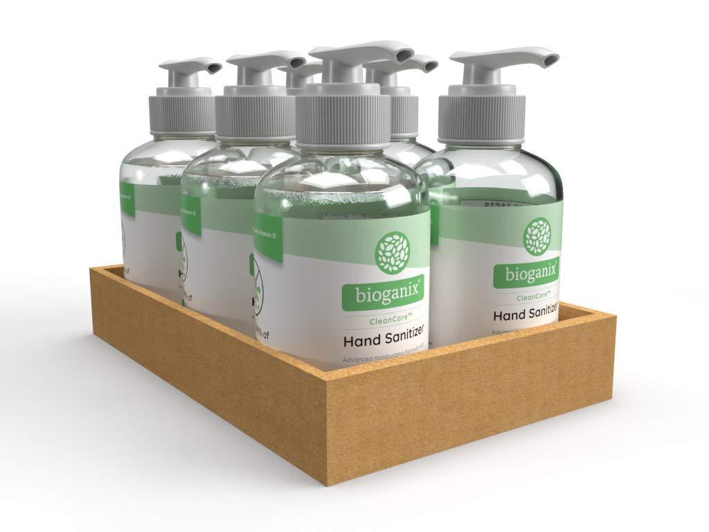 新品未使用 Bioganix Hand Sanitizer 日本製 Gel 8 oz 6 Pack