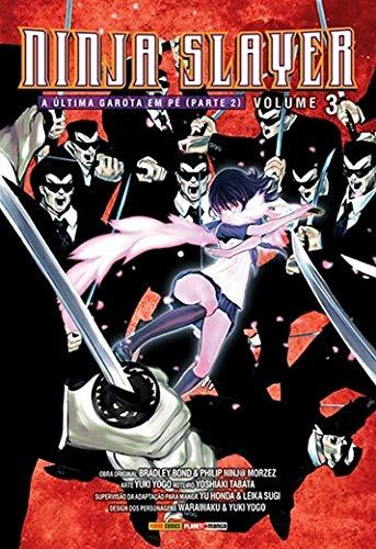 Ninja Slayer - Volume 3