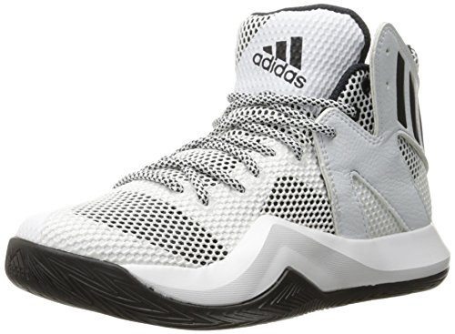 adidas Men's Shoes | Crazy Bounce Basketball, Collegiate Royal/White/Ice Blue F16, (8 M US)