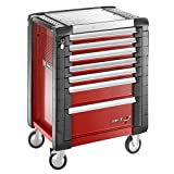 Facom Jet.7M3 Tool trolley Red