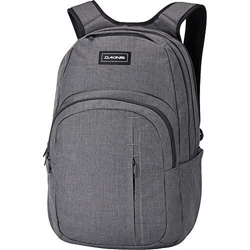 Dakine Campus Premium Grey Polyester Backpack (Polyester, Grey, City, Uniform, 600 D, Unisex)