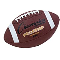Champion Sports Pro Comp Series Football