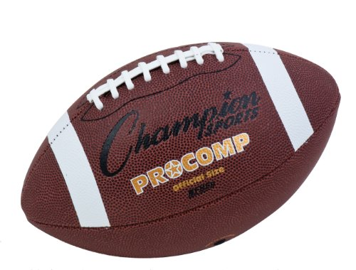 Champion Sports Pro Comp Official Size Football