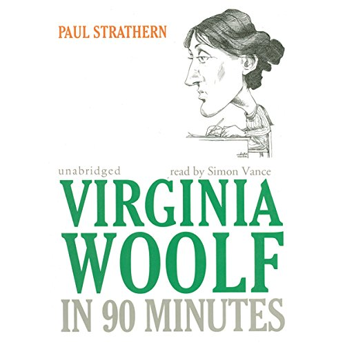 Virginia Woolf in 90 Minutes cover art
