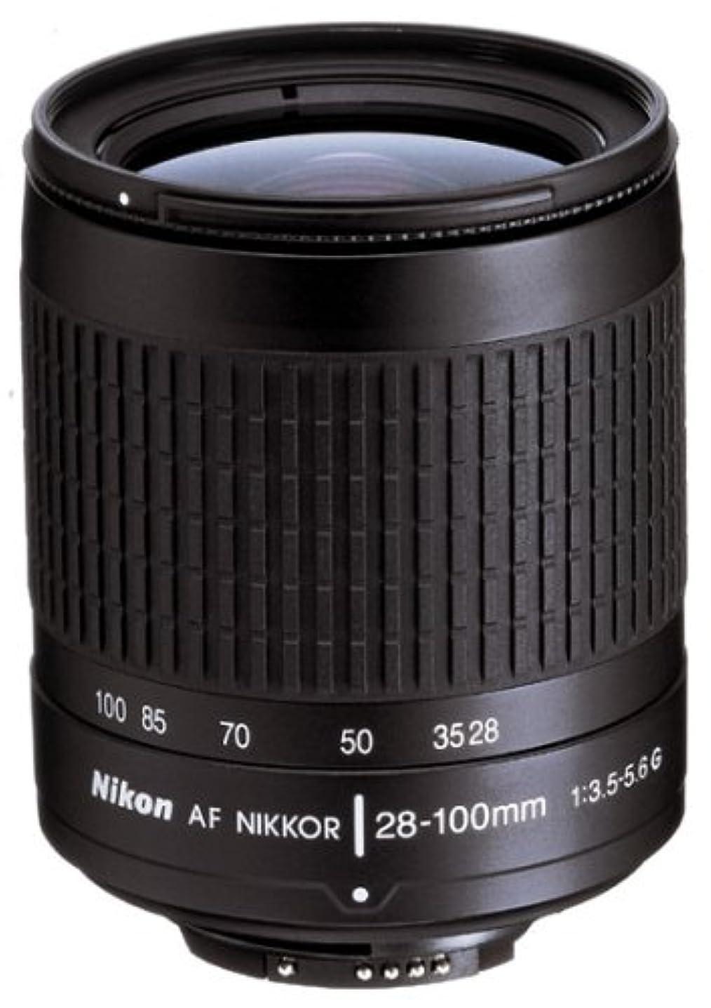 Nikon 28-100mm f/3.5-5.6G Autofocus Nikkor Lens