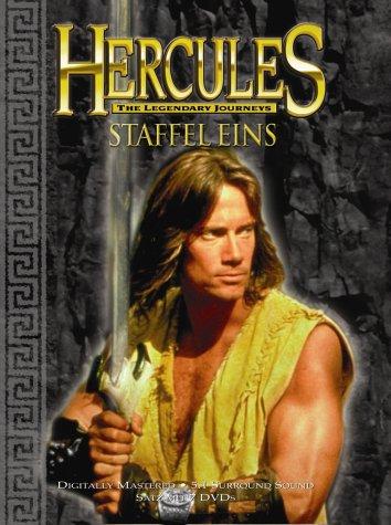 Hercules Staffel 1 [7 DVDs]