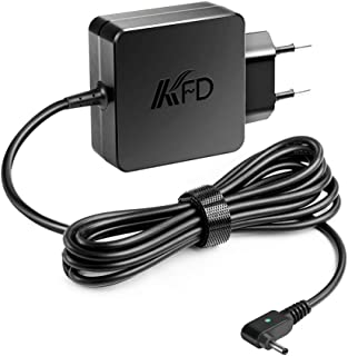 KFD 45W Adaptador de Corriente Cargador Portátil para Acer Swift 1 SF114-32 SF114-32 Swift 3 Pro SF313-51 SF314-52 SF314-51 SW312-31 Switch 5 SW512-52 Spin 1 SP111-32N Chromebook 14 CB3-431 19V 2.37A