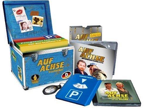 Auf Achse - Truckerbox, Staffel 5 & 6 (+ CD) [6 DVDs] [Limited Edition]