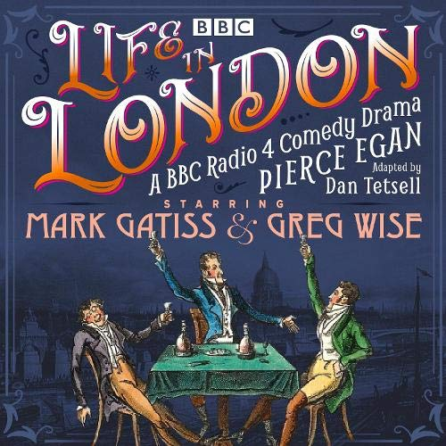 Life in London cover art