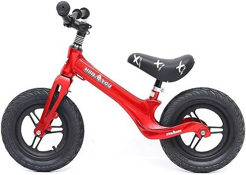hasta un 70% de descuento ZFLIN Coche de Equilibrio para Niños No Pedal Pedal Pedal Scooter Bicicleta de Dos Ruedas Directo para Niños Coche de Equilibrio  venta mundialmente famosa en línea