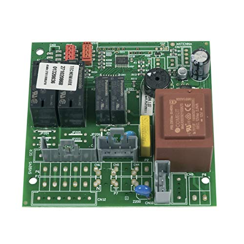 Bosch Siemens 615379 00615379 ORIGINAL Elektronik Steuerungsmodul Steuerungselektronik Hauptmodul Platine Modul Dunsthaube Dunstabzugshaube auch Neff Balay Constructa