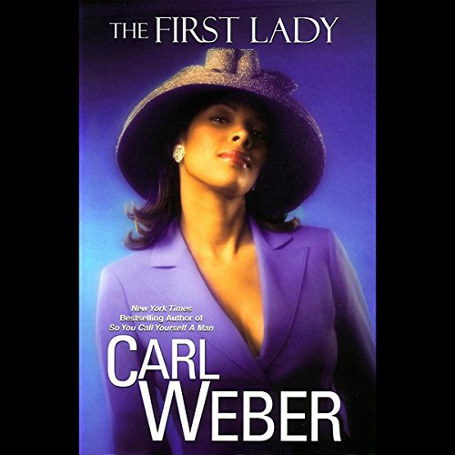 First Lady audiobook cover art