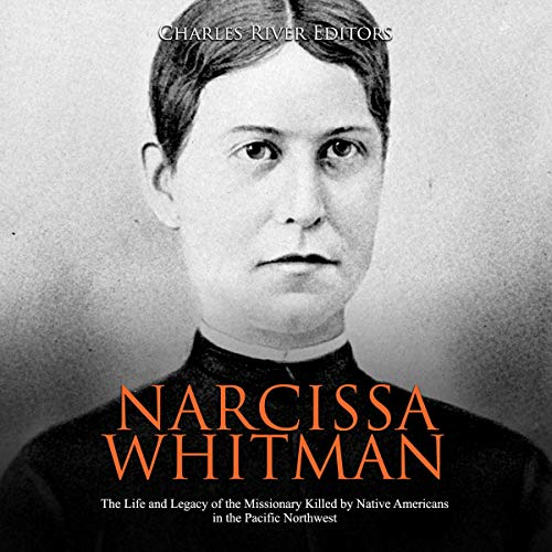 Narcissa Whitman audiobook cover art