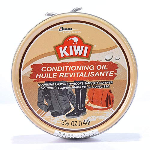 Kiwi Conditioning Oil, 2-5/8 oz (74g) (Pack - 3)