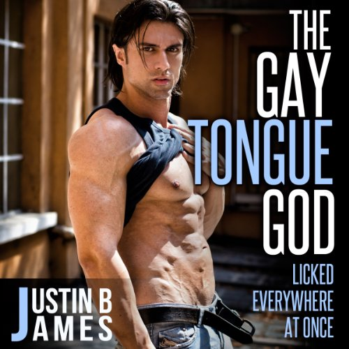 The Gay Tongue God audiobook cover art