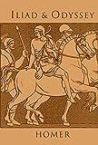 Iliad & Odyssey (Leather-bound Classics)