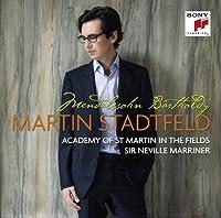 Mendelssohn Klavierkonzert Nr. 1 & Solow by STADTFELD / ACADEMY OF ST MARTIN / MARRINER (2012-10-30)