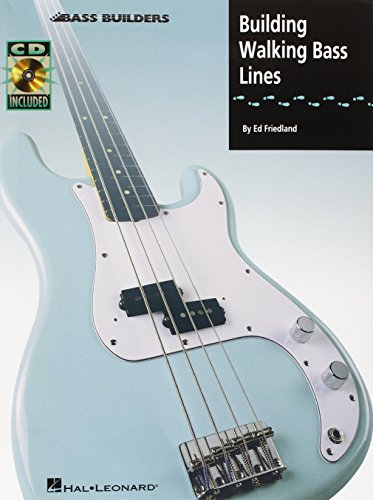 Building Walking Bass Lines (Bass Builders