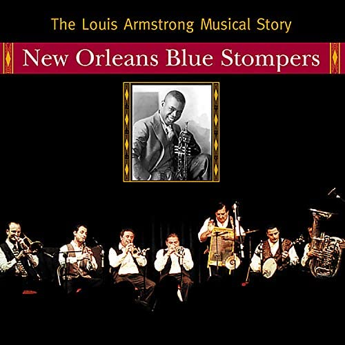 New Orleans Blue Stompers feat. Big Mama