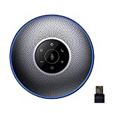 Best Conference Phones - Bluetooth Speakerphone - eMeet M2 Gray Conference Speakerphone Review