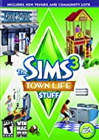 The Sims 3: Town Life Stuff (輸入版)