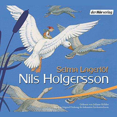 Nils Holgerssons wunderbare Reise durch Schweden Titelbild