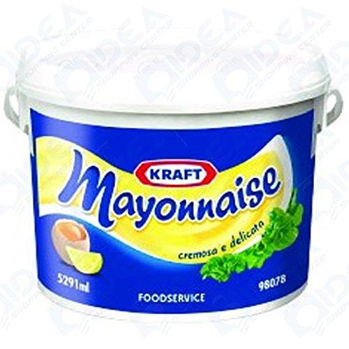 BARATTOLO SECCHIELLO MAIONESE KRAFT 5 KG MAYONNAISE FOOD SERVICE SECCHIO SALSA