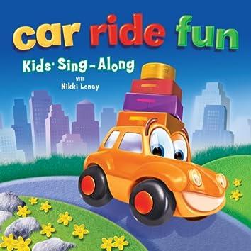 Car Ride Fun: Kid's Sing-Along