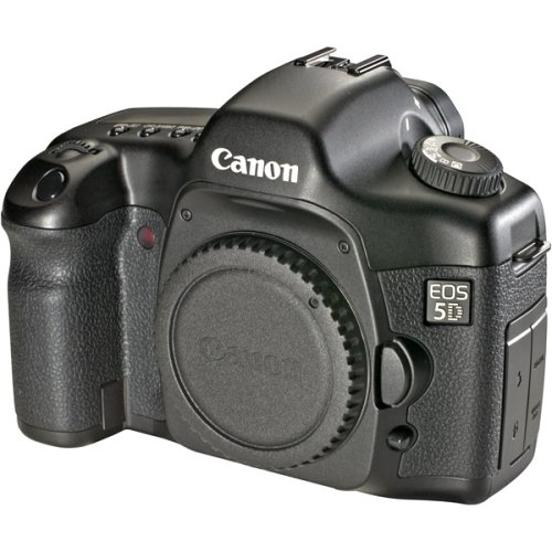 Canon EOS 5D 12.8 MP Digital SLR Camera (Body...