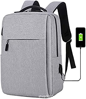 Computer Backpack 15.6 inch Laptop Bag USB Charging Port Water Resistant Anti-Theft Computer Rucksack Travel Business Work...