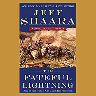 The Fateful Lightning audiobook cover art