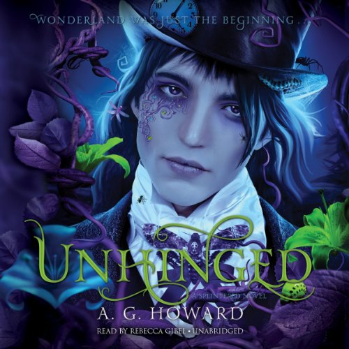 Unhinged cover art