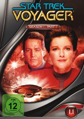 Star Trek - Voyager/Season 1.1 (3 DVDs)